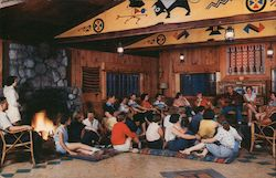 The Pow Wow Room, Jack and Jill Ranch