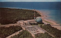 Big Rock Point Nuclear Power Plant