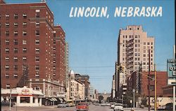13th Street Lincoln, Nebraska