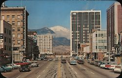 Pikes Peak Avenue and Stone Center