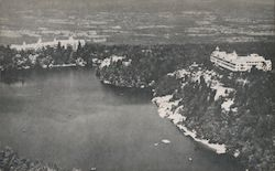 Lake Minnewaska Mountain Houses