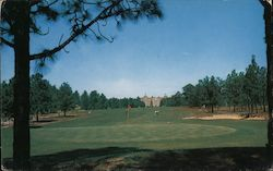 The Mid South Resort - 3rd Hole of Pine Needles Golf Course