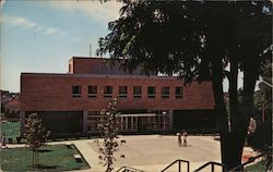 Student Union Building - State College of Salem Postcard