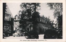 The Main Building at Hill School