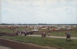 Experimental Aircraft Association, Flight Line, Wittman Field