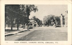 Main Street, Looking South