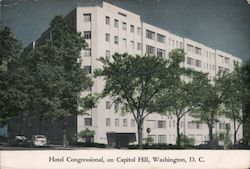 Hotel Congressional, on Capitol Hill
