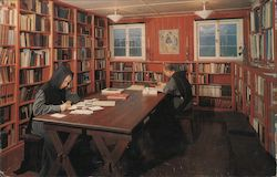 Mount Saviour Benedictine Monastery Library