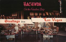 Hacienda International Convention Center Postcard