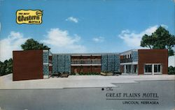 The Great Plains Motel