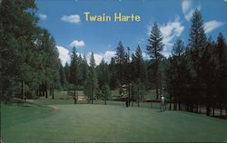Twain Harte Golf Course