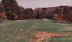 Brookside Country Club Postcard