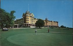The Samoset Hotel