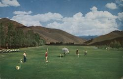 Sun Valley's Golf Course