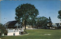 Country Club, Scene of Many State Tournaments Postcard