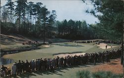 Masters Invitation Tournament, Augusta National Golf Club Course