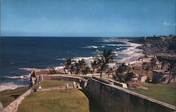 El Morro Golf Course Postcard