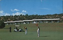 Thunderbird Motel and Golf Course