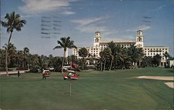 Breakers Hotel and Golf Course Postcard