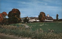 Stowe Country Club Postcard