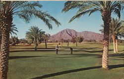 "Golfing in the ""Valley of the Sun,"" Arizona"