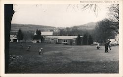 Bluestone Golf Course Postcard