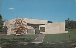 Chaote/Rosemary Hall, The Paul Mellon Arts Center Postcard