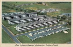 The U.S. Army Missile Comand Headquarters, Redstone Arsenal