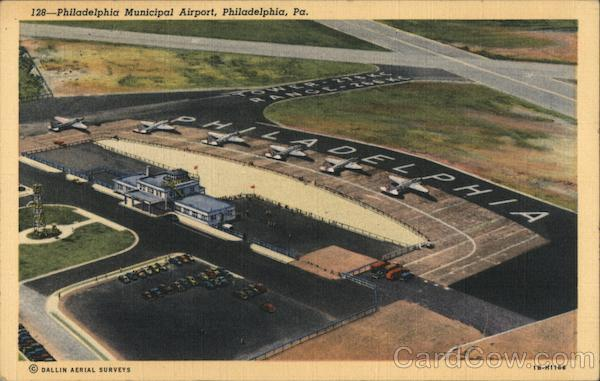 Philadelphia Municipal Airport Pennsylvania