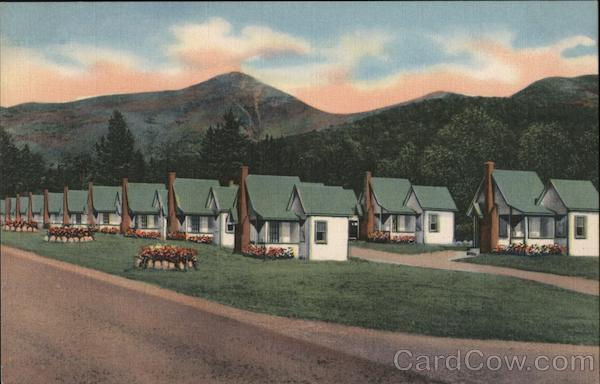 Englis Village East, Indian Head White Mountains New Hampshire