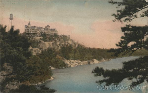 Cliff House, Lake Minnewaska Kerhonkson New York