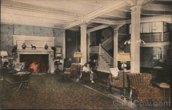 Woodstock Inn - The Lobby Vermont