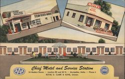 Chief Motel and Service Station