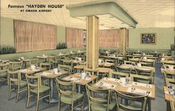 Famous Hayden House at Omaha Airport