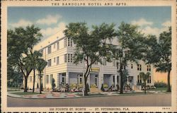 The Randolph Hotel and Apts., 200 Fourth St. North