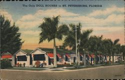 Doll Houses Tourist Cottages