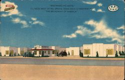 """Westward - Ho Motel"""