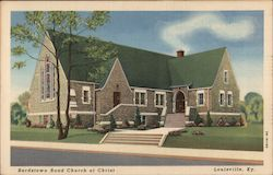 Bardstown Road Church of Christ Postcard