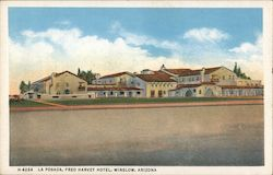 La Posada, Fred Harvey Hotel