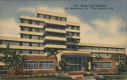 Mound Park Hospital, The Sunshine City
