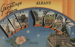Greetings From Albany