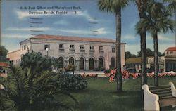 U.S. Post Office and Waterfront Park