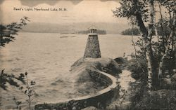 Reed's Light, Newfound Lake