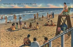 Bathing Beach, Fire Island State Park