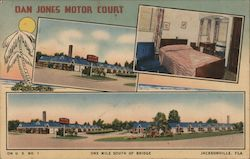 Dan Jones Motor Court