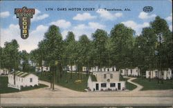 Lyn-Oaks Motor Court