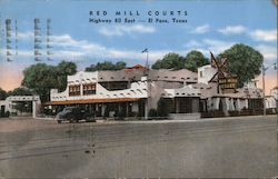 Red Mill Courts, Highway 80 East