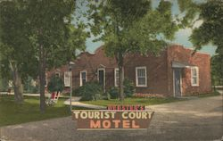 Webster's Tourist Court Motel