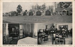 Shady Side Camp Postcard