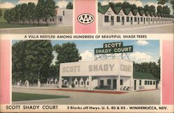 Scott Shady Court